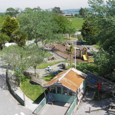 Adventure Playground From Above 2008