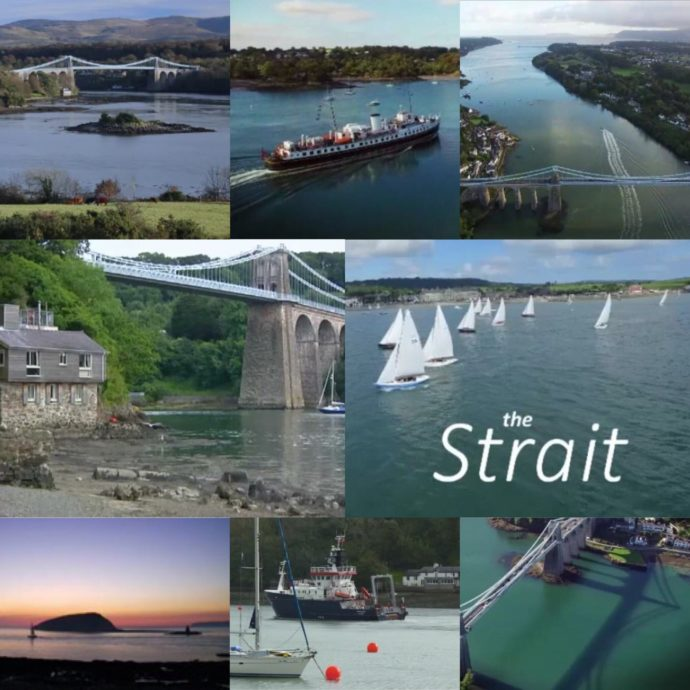 The Strait Full Images Cover