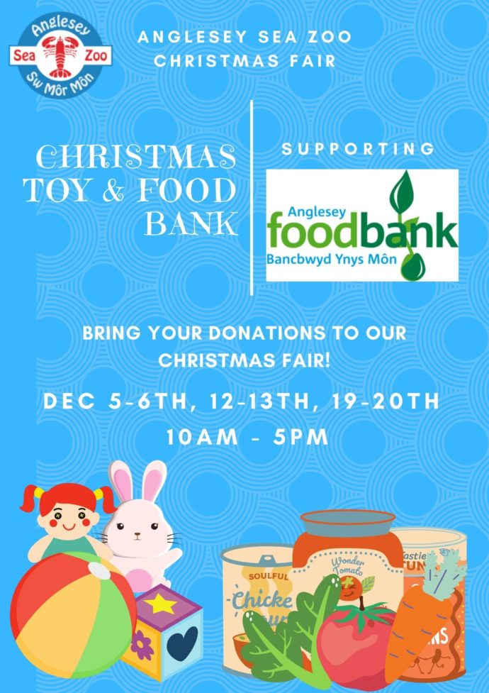 Xmas toy and food bank